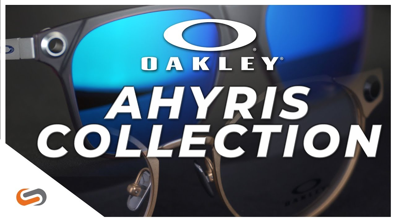 Oakley Ahyris Collection | Oakley Lifestyle Sunglasses & Eyeglasses