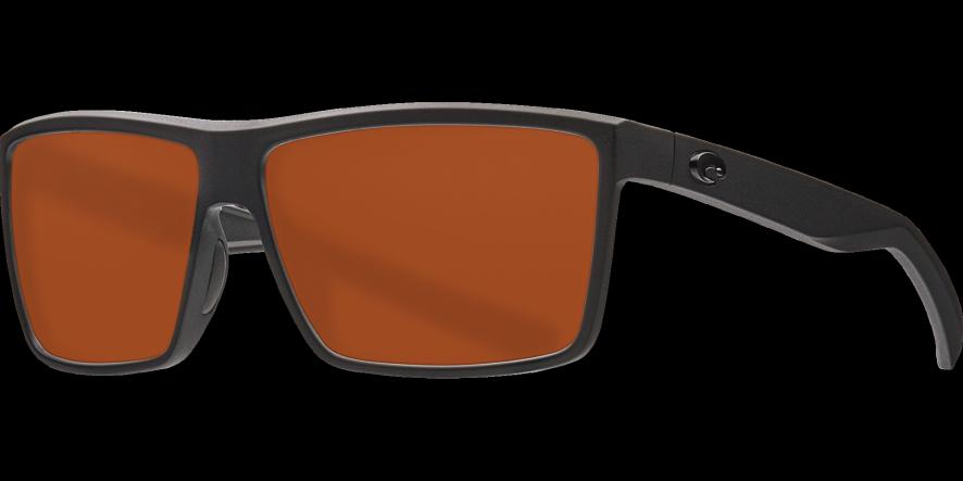 ef2d6ba83ebc Costa Rinconcito in Matte Black with 580P Copper lenses