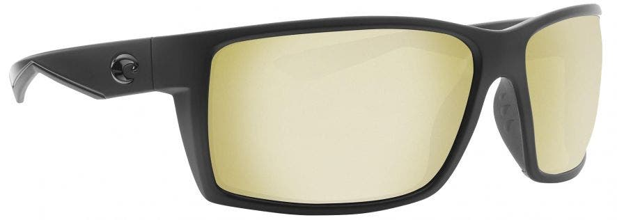 3bf502af1747 Costa Reefton in Blackout with 580G Sunrise Silver lenses