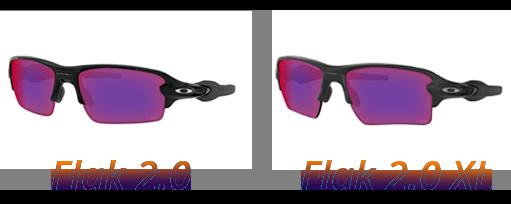Flak 2.0 vs Flak 2.0 XL