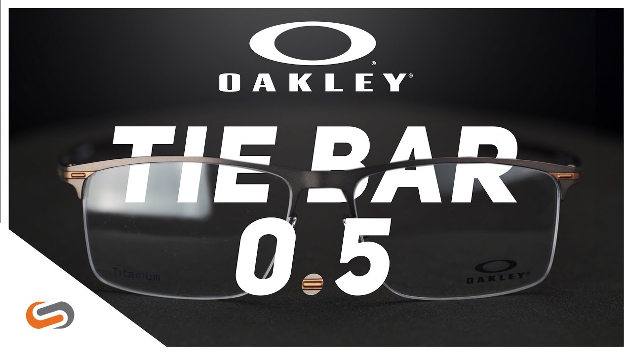 fb5f143c22ad Oakley Tie Bar 0.5 | Oakley Eyeglasses | SportRx
