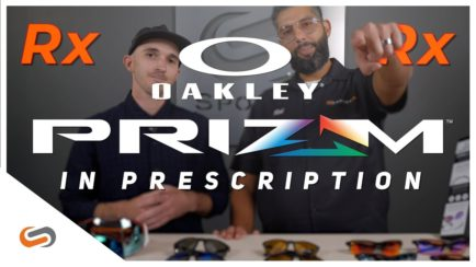 Oakley PRIZM in Prescription