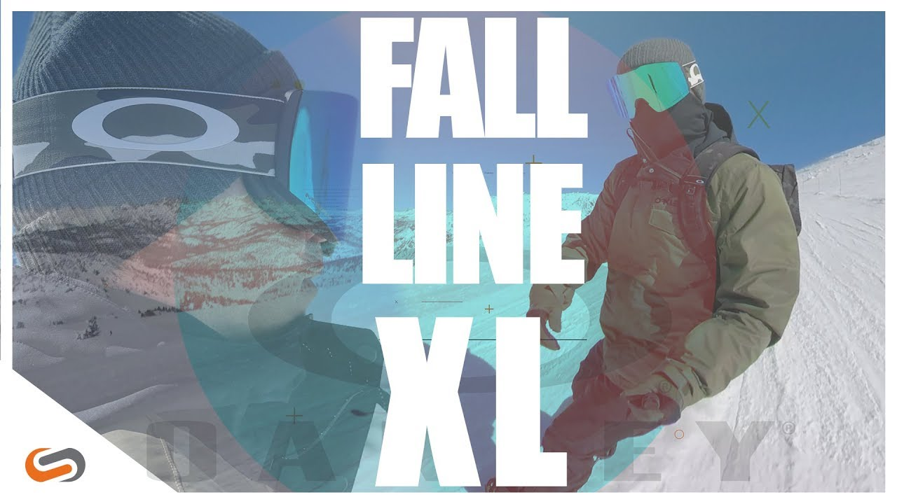 Oakley Fall Line XL Review | Oakley Snow Goggles