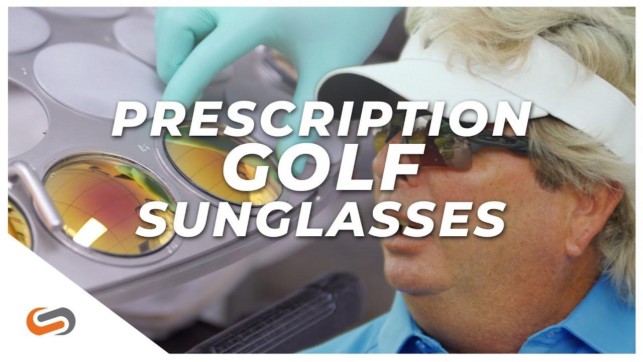Should You Get Prescription Golf Sunglasses?