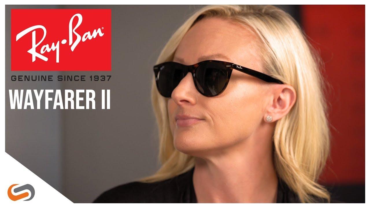 ca4cf7c15 Ray-Ban Wayfarer II Review | Ray-Ban Sunglasses | SportRx