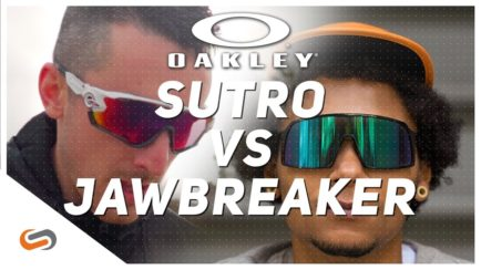 Oakley Sutro vs. Jawbreaker | Oakley Shield Sunglasses