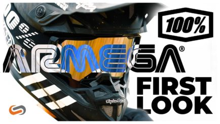 ARMEGA! The New 100% Motocross Goggles is HERE!