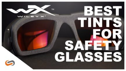 Best Lens Tints for Safety Glasses