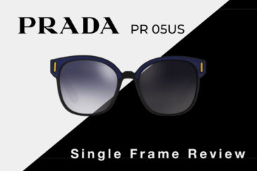 Prada PR 05US Sunglasses Review | Prada Women's Square Sunglasses