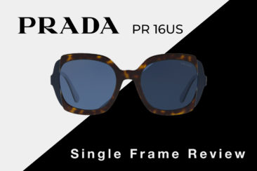 Prada PR 16US Sunglasses Review | Prada Women's Square Sunglasses