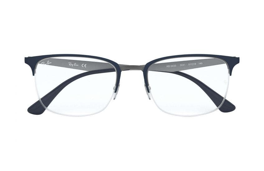 ray ban frames for spectacles