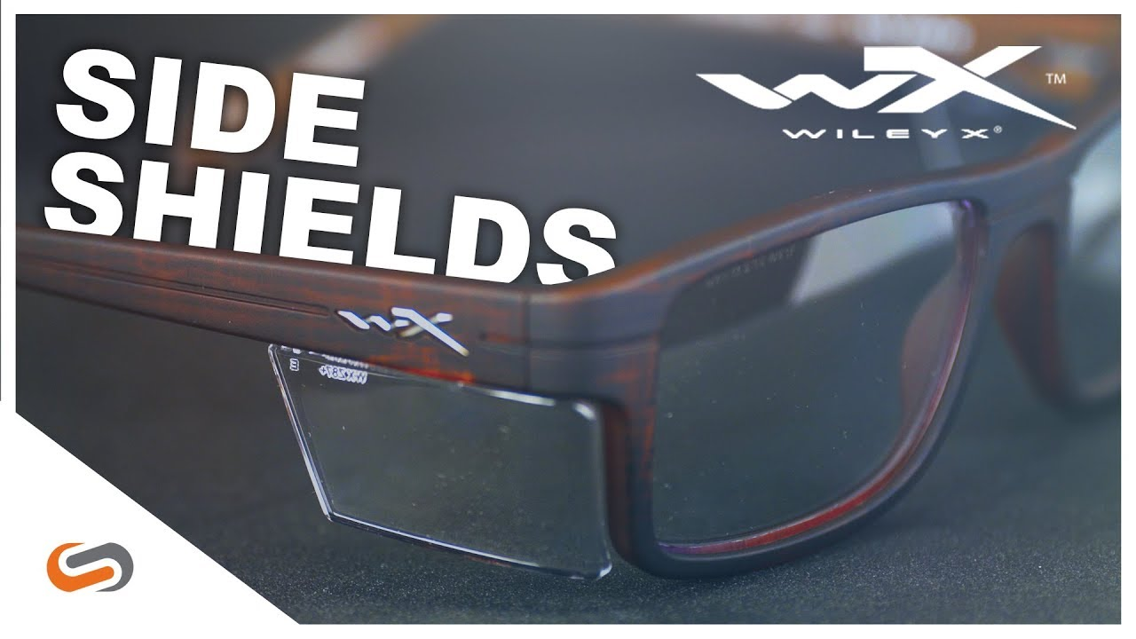 Do You Need Side Shields for Your Safety Glasses?