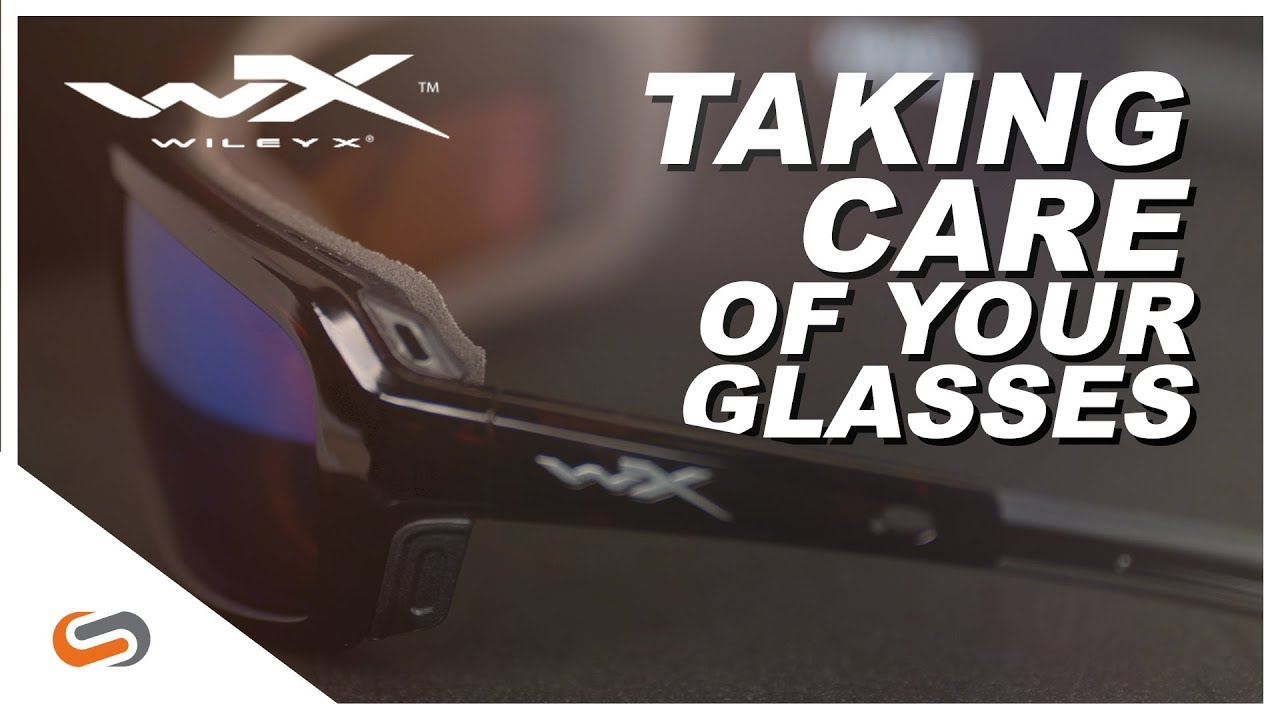 How to Take Care of Your Safety Glasses?
