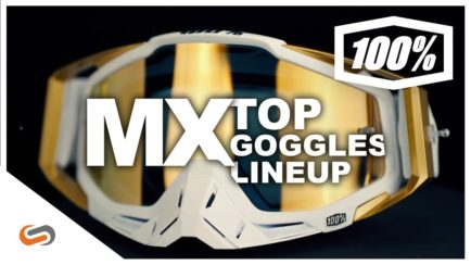 Best 100% Motocross Goggles of 2019