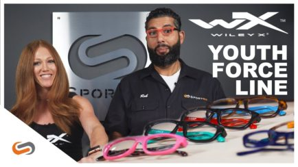 Wiley X Youth Force Glasses...For Kids!