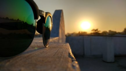 What is the Base Curve of Sunglasses?