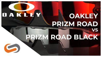 Oakley PRIZM Road vs. PRIZM Road Black