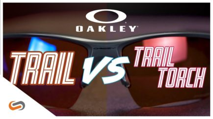 Oakley PRIZM Trail vs. PRIZM Trail Torch