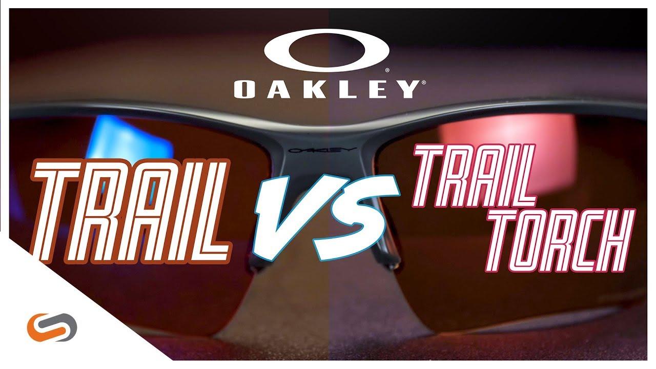 Oakley PRIZM Trail vs. PRIZM Trail Torch