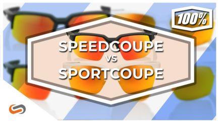 100% Sunglasses: Speedcoupe vs Sportcoupe