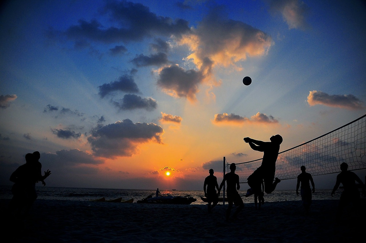 Best Beach Volleyball Courts In San Diego Local S Guide Sportrx