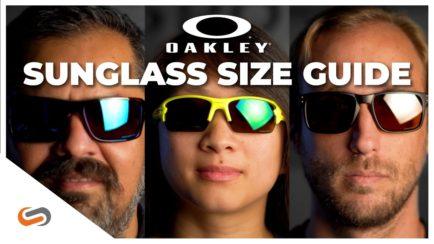 Oakley Sunglasses Size Guide