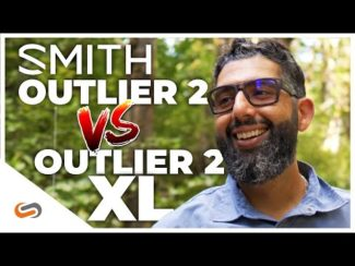 Stay CLASSY on the TRAIL! | SMITH Optics Outlier 2 vs Outlier 2 XL