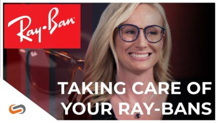 Ray-Ban Sunglass and Eyeglass Care | How-To Guides