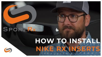How to Install the Nike Show X2 Rx Insert | Optics FAQ