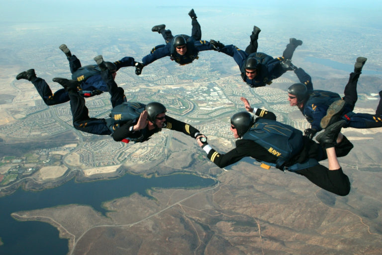 Best Places to Skydive in San Diego | Local's Guide | SportRx