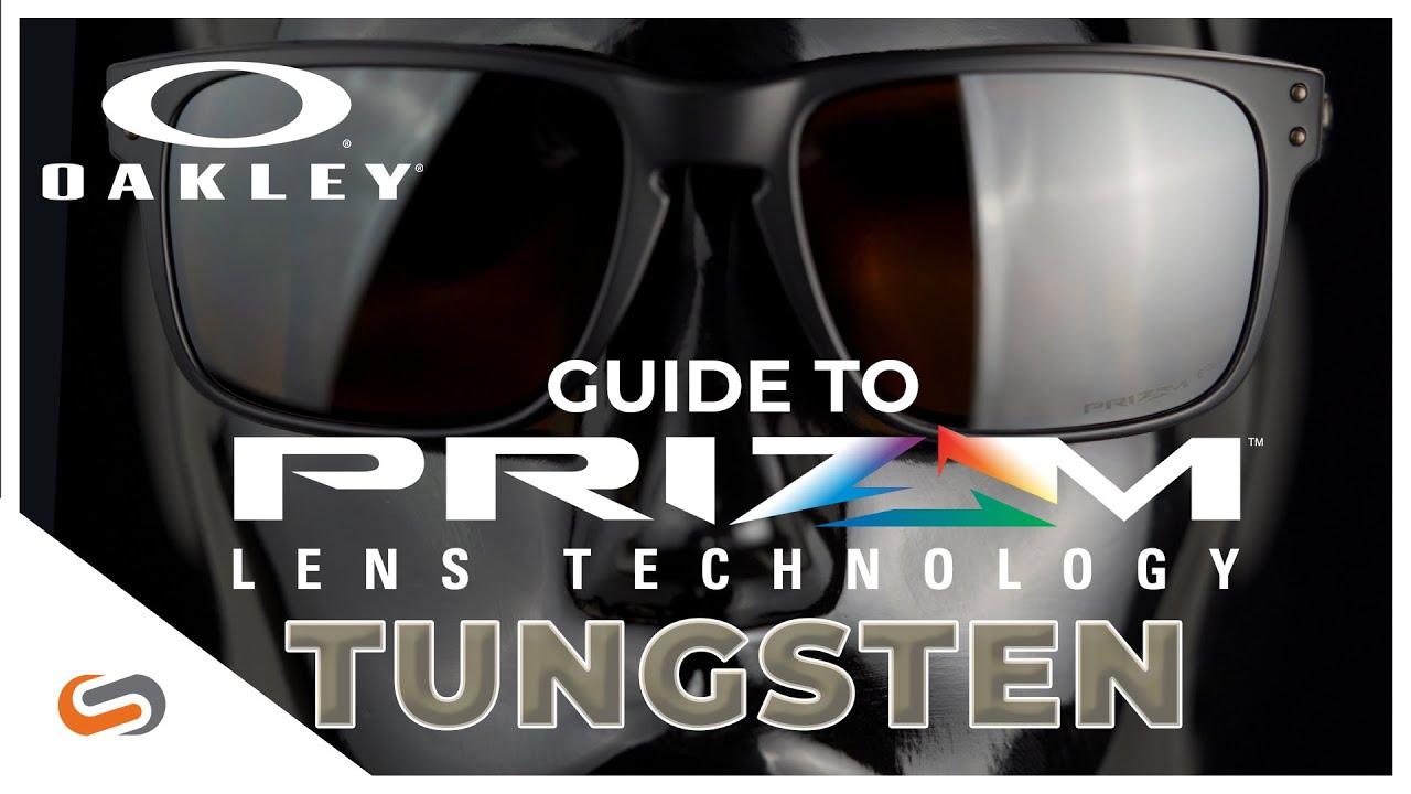 Oakley PRIZM Tungsten Lens Review