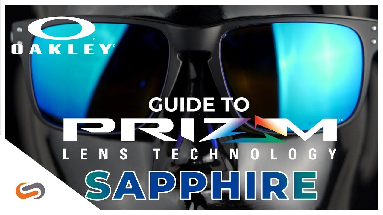 Oakley PRIZM Sapphire Lens Review
