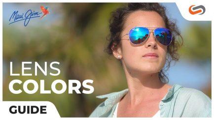 Maui Jim Lens Color Guide
